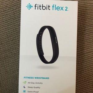Brand new Fitbit Flex 2 Black